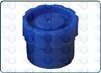Tip cap blue tri-seal round stand up
