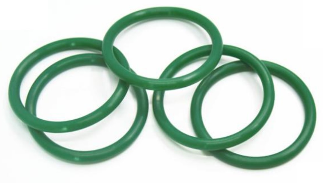 Green Viton Adapter Assembly O-rings